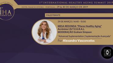 Suplementação Avançada – Internacional Healthy Aging Summit 2019